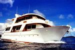 Galapagos Islands cruises, Daphne yacht