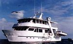 Galapagos Islands cruises, Estrella del Mar first class cruise