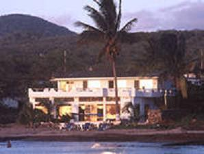 Galapagos Islands hotels, hotel Orca exterior