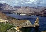 Galapagos Islands landscapes