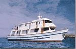 Galapagos Islands cruises,, Pelikano yacht