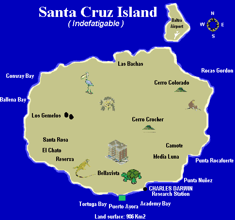 Galapagos Santa Cruz Island map & Galapagos Islands cruises on nameless island, baltra island, pinta island, tierra del fuego on map, africa map, fernandina island, greater antilles map, cocos islands, maldives map, ethiopia map, dominican republic map, bay of fundy, iguazu falls, europe map, luxembourg map, caribbean map, puerto baquerizo moreno, galapagos national park, strait of magellan map, iceland islands map, puerto ayora map, honduras map, peru map, netherlands antilles map, aleutian islands map, charles darwin research station, ha long bay, genovesa island, puerto ayora, atacama map, isabela island, central america map, madagascar map, bahamas map,