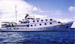 Galapagos Islands cuises, Tropic Sun first class cruise